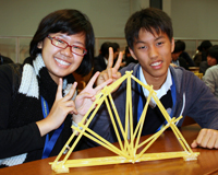 how to build a bridge out of spaghetti and glue